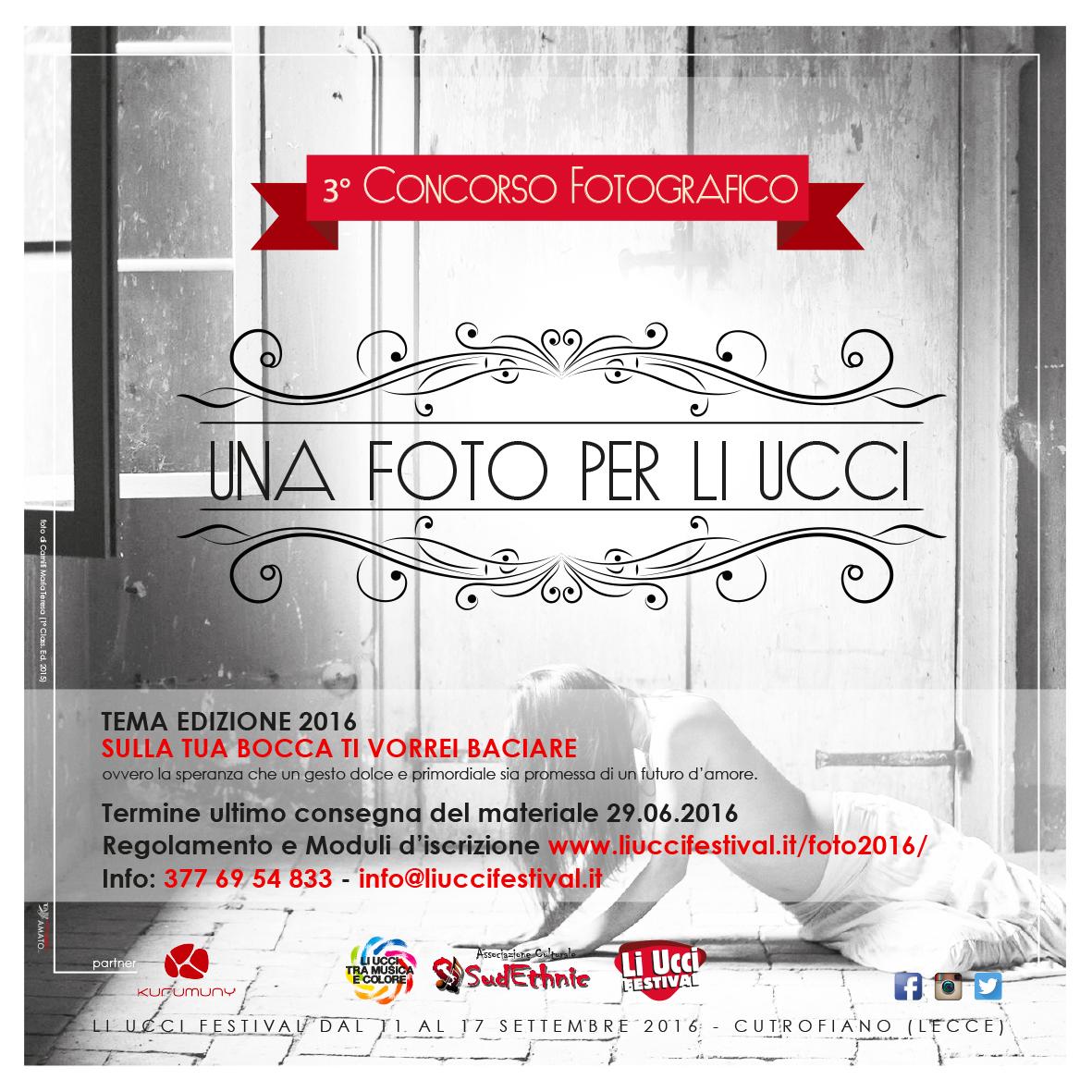 Cover UNA FOTO PER LI UCCI